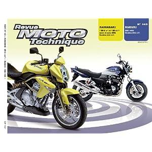 Rmt 143.1 Kawasaki Er-6n/6f(06)Suzuki Gsx 1400 02/07