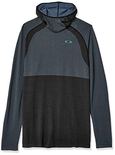 Oakley Mens Herren 3rd-G O-Fit Form Hoody Sweatshirt, Blackout, Groß