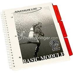 Padi Passeport et carnet de plongée Basic Module - VF