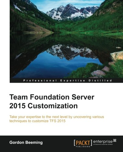 Team Foundation Server 2015 Customization Cover Image