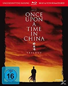 Once upon a time in China - Trilogy [Blu-ray]