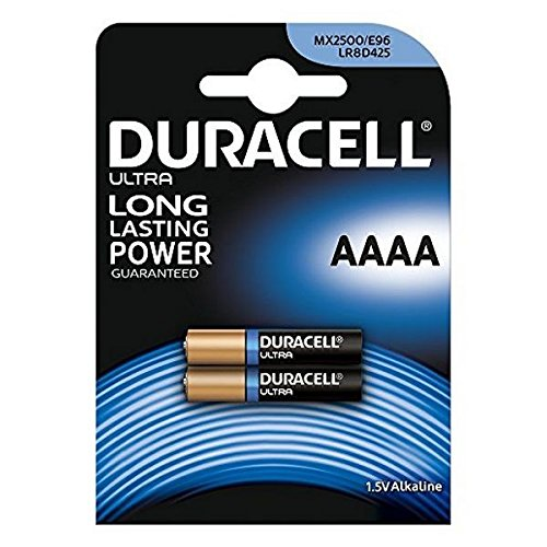 Duracell 041660 Non-Rechargeable Battery - Non-Rechargeable Batteries (Alkaline, Cylindrical, AAAA, Blister)