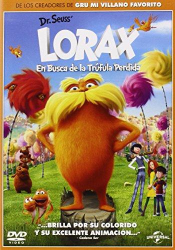 Lorax En Busca De La Trúfula Perdida [DVD]
