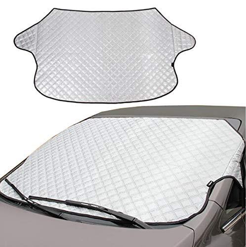 Windschutzscheibe Sonnenschutz für Auto Faltbare UV Ray Reflector Frontscheibe Shield Cover, hält Fahrzeug Cool, Produktgröße 100cm * 147cm