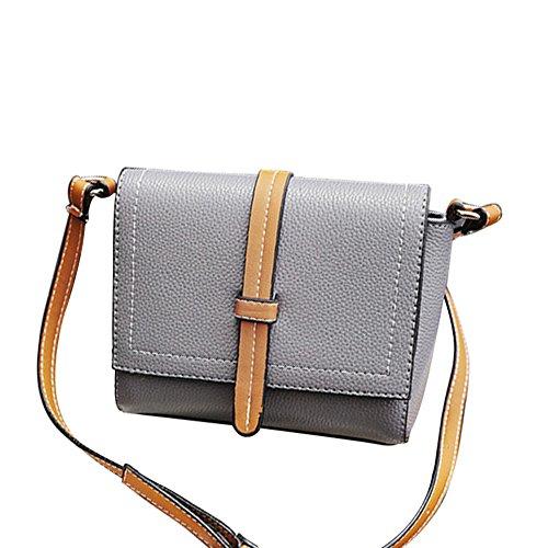 Pacchetto circa la versione coreana del colore/Alla moda versatile borsa a tracolla/Borsa tempo libero-A A