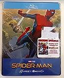 spider-man homecoming (stlbk) - bd st BluRay Italian Import