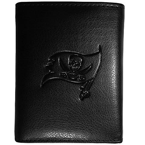 NFL Tampa Bay Buccaneers Embossed Tri-Fold Wallet,