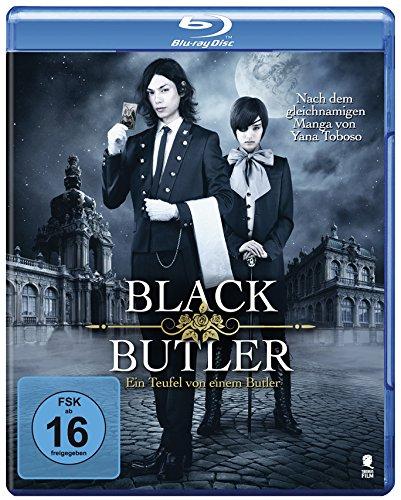 Black Butler - Ein Teufel von einem Butler (Single Edition) [Blu-ray] -