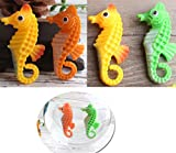 LMKIJN Bella Ornamento di Seahorse dell'acquario artificiale per la decorazione di paesaggio serbatoio di pesce (colore casuale) per l'arredamento della casa