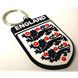 Official FA England Rubber Keyring