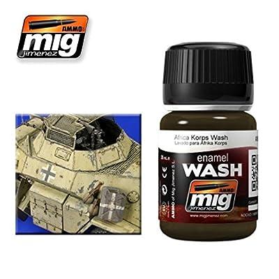 Ammo of Mig: Africa Korps Wash von Ammo of Mig