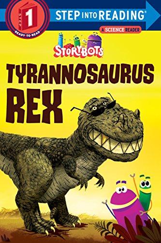 Tyrannosaurus Rex (StoryBots) (Step into Reading) (English Edition)