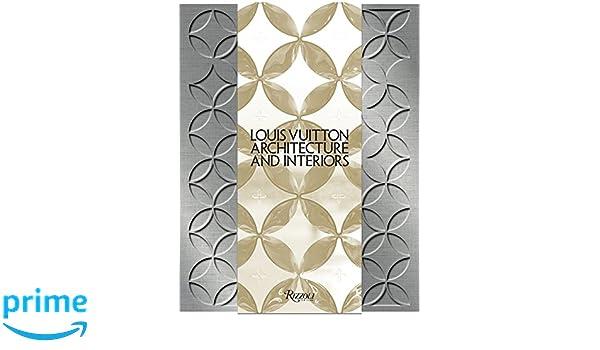 7961a13e88d91 Louis Vuitton  Architecture and Interiors (Highlight)  Amazon.de  Frederic  Edelmann