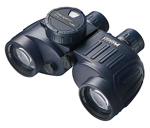 Get Steiner Navigator Pro 7×50 Marine Binoculars with Compass Review