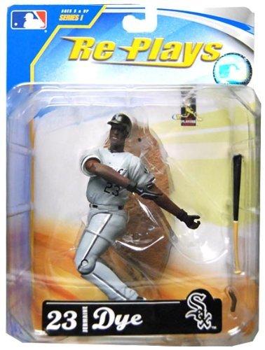 major-league-baseball-4-action-figure-chicago-white-sox-jermaine-dye-by-gracelyn