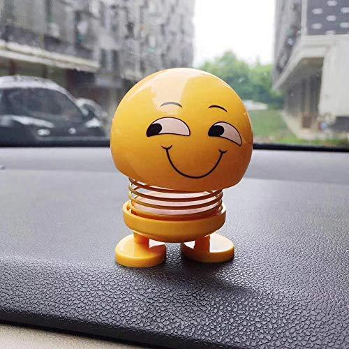 i Kopfschütteln Puppe Tisch Auto Ornament Armaturenbrett Ornamente Federn Tanzen Spielzeug Lustiges Spielzeug ()