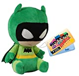 Funko - Peluche Dc Heroes - Batman Verde Mopeez 10Cm
