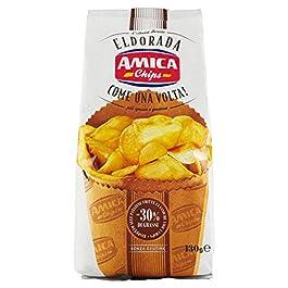 Amica Chips Eldorada, Classica – 130 gr