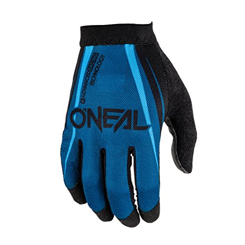 O'Neal AMX Handschuhe Blocker, Fahrrad, Schwarz/Blau, XL