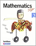 Mathematics Ingles 2 Santillana Richmond - 9788429493689