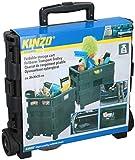 Kinzo 05703 Faltbarer Einkaufstrolley
