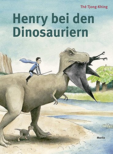 Cover des Mediums: Henry bei den Dinosauriern