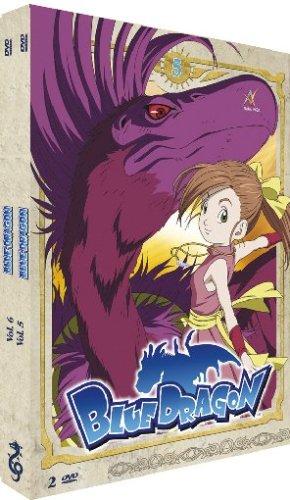 Blue Dragon, Vol. 5+6 (2 DVDs)