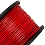 rigid. Tinte–Die beste, Pure Flexible PLA Filament für 3D Drucker * 0.05mm +/-Toleranz *