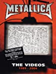Metallica : The videos 1989 / 2004