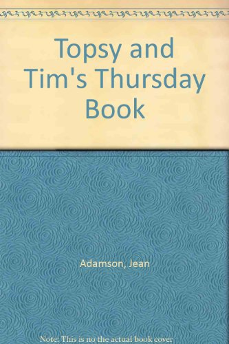 Topsy and Tim's Thursday book