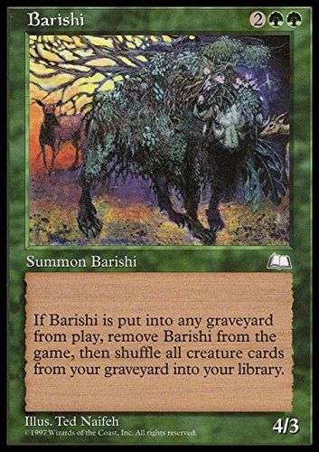 Magic: the Gathering - Barishi - Barishi - Weatherlight