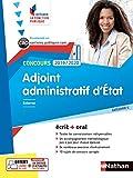 Adjoint administratif d'État - Ecrit + Oral - Catégorie C - Concours 2019/2020
