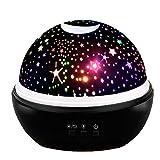 Spielzeug für 4-5 jährige Jungen, Wiki Fun Cool Toys Nachtlichtlampe für Kinder Entspannende Mondstern Lichtspielzeug für 6-10 jährige Jungen Geschenkidee für 3-10 Jahre alte