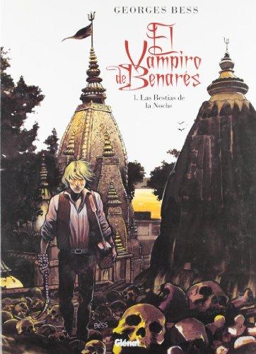 El vampiro de Benarés Cover Image
