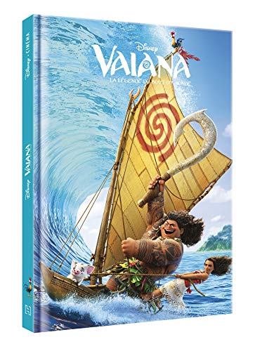 Telecharger Ebook Vaiana Disney Cinema Pdf Gratuit