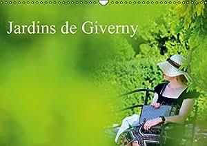 Jardins de Giverny (Calendrier mural 2016 DIN A3 horizontal)