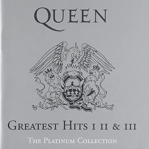 Queen Greatest Hits 2 - Greatest Hits I,II&III [Import