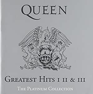 Greatest Hits I,II&III [Import allemand]