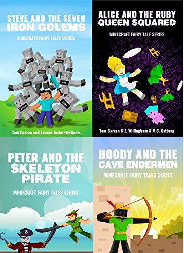 MINECRAFT: Minecraft Fairy Tales (Book 1, 2, 3 & 4) (minecraft diaries, minecraft books for kids, minecraft adventures, minecraft handbook, minecraft pocket ... minecraft redstone seeds) (English Edition) (Xbox 360 Spiele Minecraft Mods)