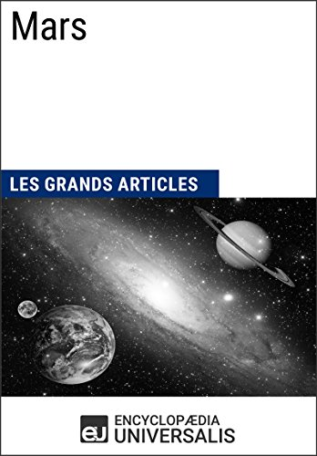 Mars: Les Grands Articles d'Universalis