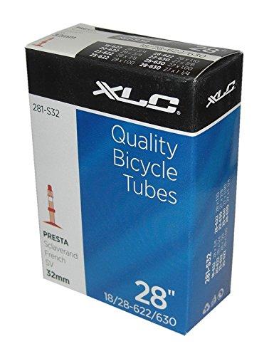 XLC Fahrradschlauch 700x18/28C 18/28-622/630 SV 32 mm, 2508281400