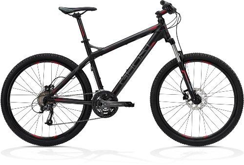 Ghost EBS Comp 26 black/grey/red RH 44 2013 (Ghost Fahrrad)