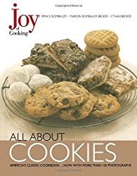 Joy of Cooking: All About Cookies by Irma S. Rombauer (2002-09-10)