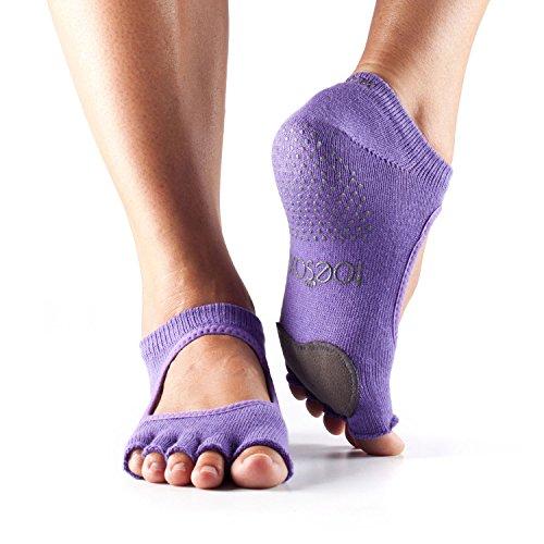 ToeSox–Calze–1paia di calzini Plie Dance Light Purple