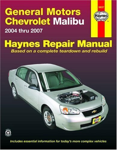 gm-chevrolet-malibu-04-07-automotive-repair-manual-by-haynes-2007-08-15