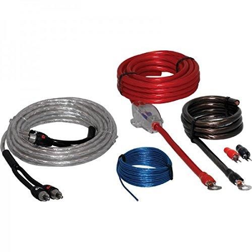 CB-KITAMP - Juego cables amplificador de coche. Kit para instalación de etapas de potencia (Kit 10)
