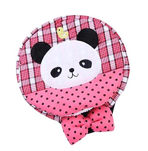 Tapis de souris USB chauffé de 5 watts, gardez votre réchauffement des mains (Panda)