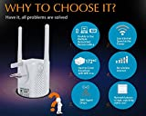 WOSUK-Network-Wifi-Range-Extender-AC750-Wireless-Booster-Mini-RouterRepeaterAP-Wifi-Booster-With-Antennas-and-Wireless-n-Access-Poin-Signal-Booster-Wps
