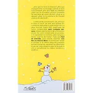 ¿Por Qué La Nieve Es Blanca? (Voces/ Ensayo)
