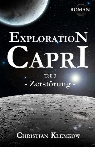 Buchseite und Rezensionen zu 'Exploration Capri: Zerstörung' von Christian Klemkow
